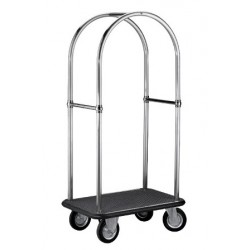 Accord 50 luggage trolley 1130x620x1800 mm.