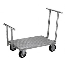 Stainless universal trolley 1000x600x1000 mm.