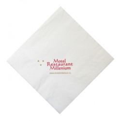 Servetele personalizate 15cm