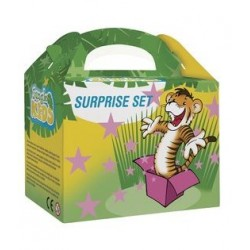 Set surpriza Jungle Kids