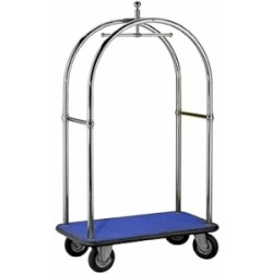 Park 40 luggage trolley 940x540x1850 mm.